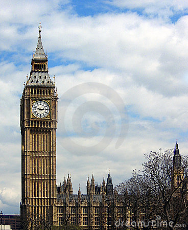 Big Ben, House of Parliament
