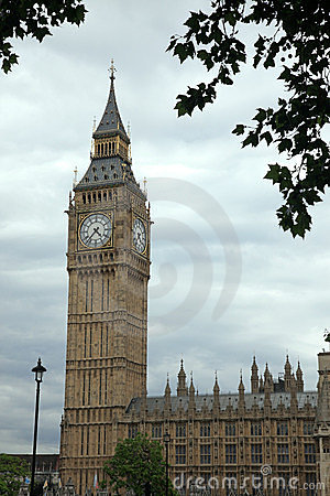 Big Ben, Houses of Parliament