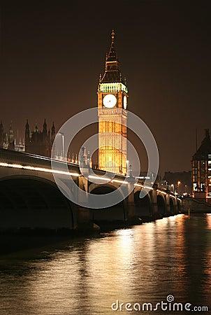 Free Big Ben London Royalty Free Stock Images - 12413549