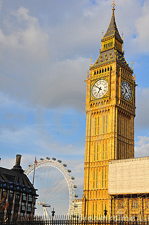 Big Ben, London Editorial Image
