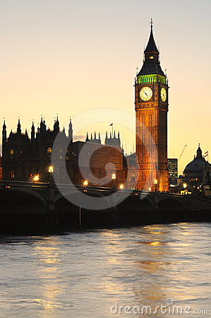 Big Ben, London