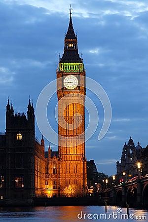 Big Ben . London