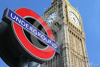 Big Ben in London Editorial Photo