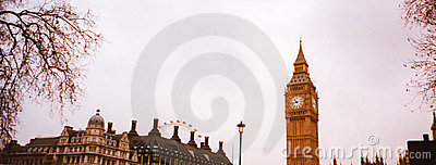 Big Ben, London Editorial Photo