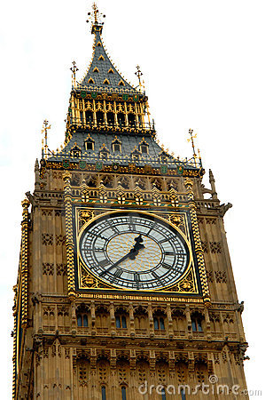Free Big Ben London Royalty Free Stock Images - 5771609