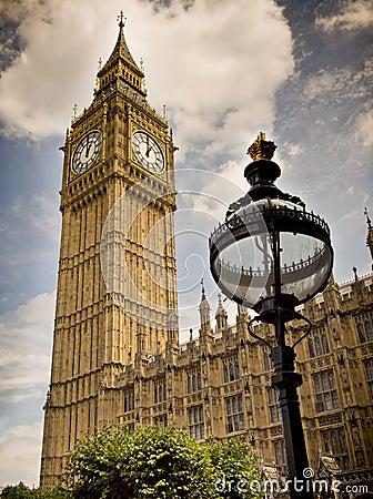 Free Big Ben, London, Clock Tower Royalty Free Stock Photography - 33085377