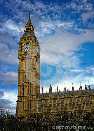 Free Big Ben, London England Stock Image - 24839261