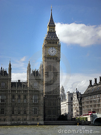 Free Big Ben, London, England Royalty Free Stock Photos - 7571488