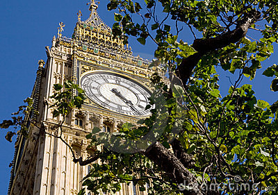 Big ben london parliament westminster