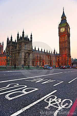 The Big Ben, london, UK Editorial Photography