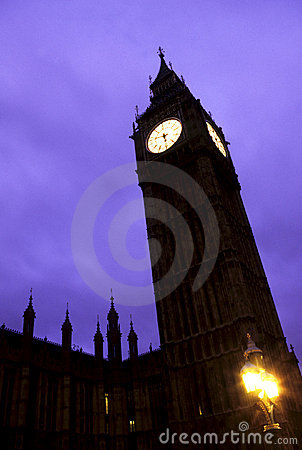 Big Ben & Parliament- London