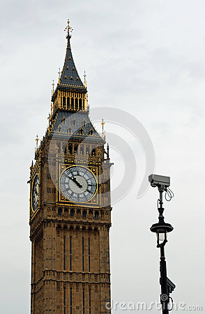 Big Ben Security Camera