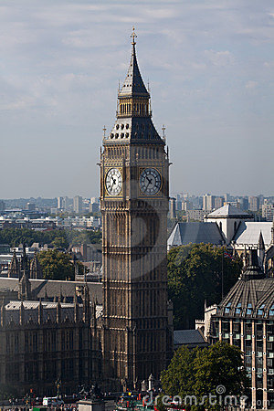 The Big Ben Tower