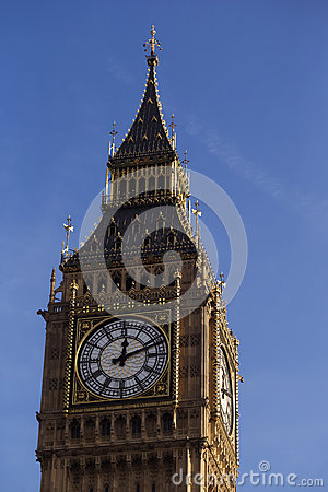 Big Ben tower