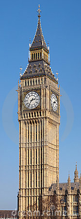 Free Big Ben Tower London Stock Photo - 18629820