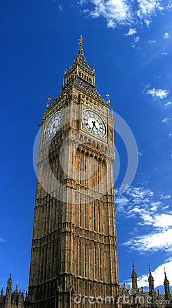 Big Ben Tower (London, England)