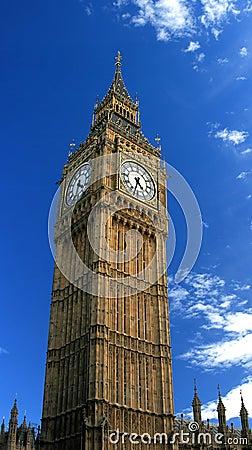 Big Ben Tower (London, England)