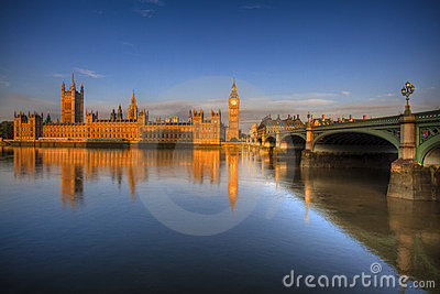 Big Ben and Westminister Abbey London