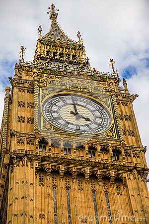 The Big Ben of Westminster