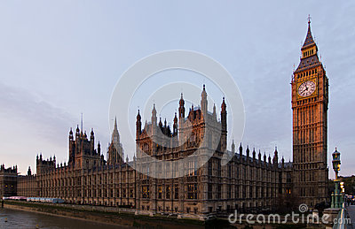 Big Ben and Westminster Palace