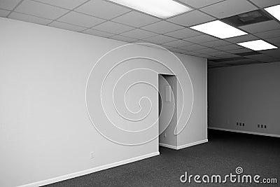 Big blank wall