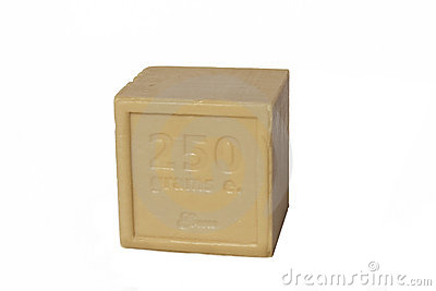 Big block of soap