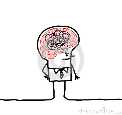 Big brain man & confusion