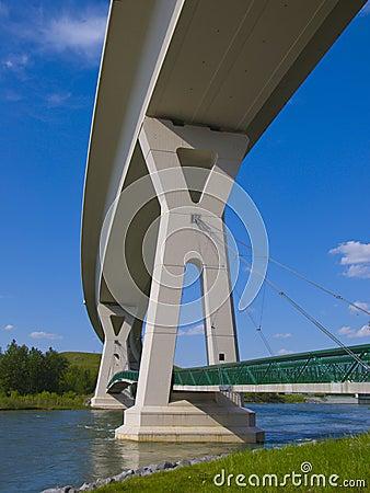Free Big Bridge Stock Image - 15152611