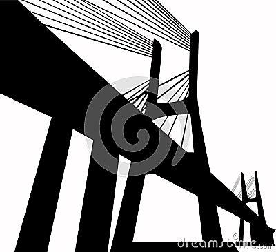 Free Big Bridge Stock Images - 8202664