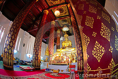 Ancient Buddhist Temple