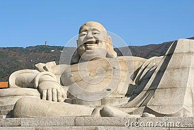 Big Buddha Maitreya