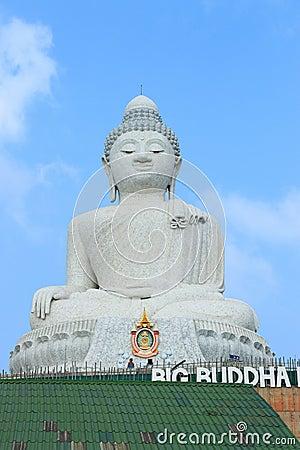 Free Big Buddha Phuket Stock Photos - 53638983
