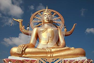 Big Buddha,Samui, Thailand