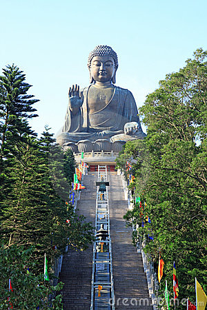 Big Buddha Stair