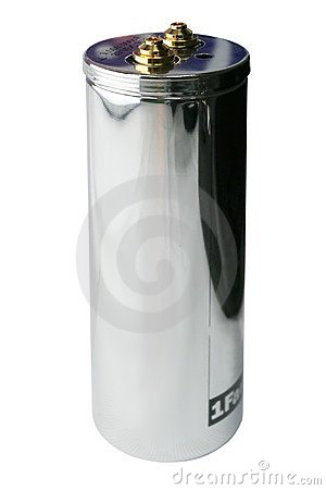 Free Big Capacitor Stock Photo - 2166730