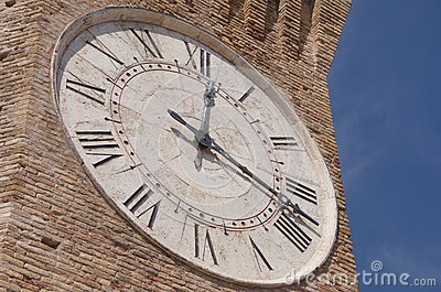 Big clock, San Benedetto del Tronto