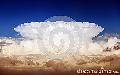 Big cloud incus