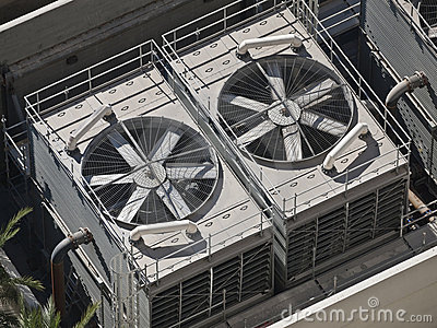 Big Commercial Air Conditioners