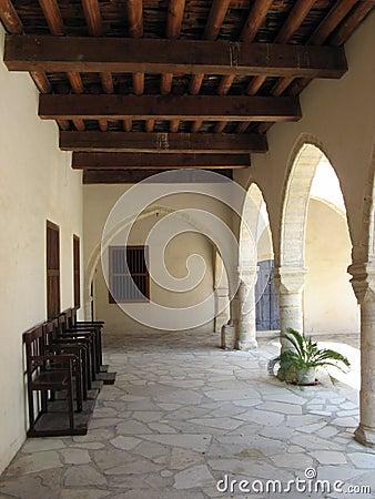 Big corridor