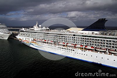 Big cruises