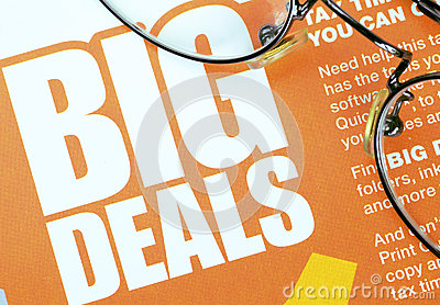 Big deals sign