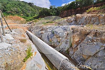Big Drain pipe
