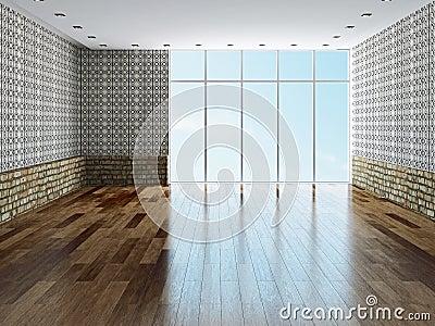 The big empty room