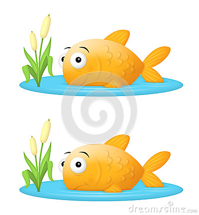 Big fish in a small pond stock illustration image 56970752 for Big fish in a small pond