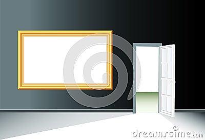 Big frame
