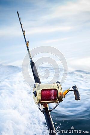 Big game fishing