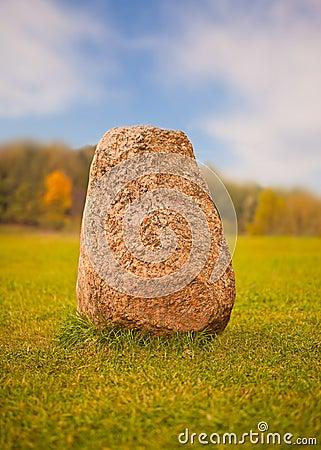 Free Big Granite Rock Stock Image - 26931211