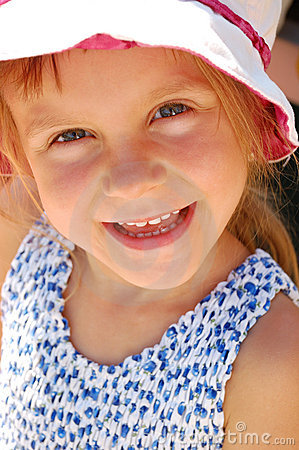 Free Big Happy Smile Royalty Free Stock Image - 10551686
