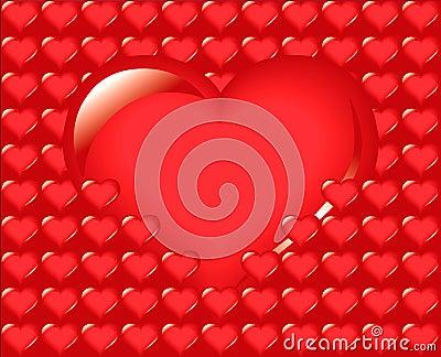 Big heart, love