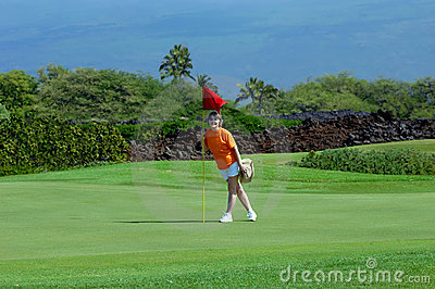 Big Island Golf Game